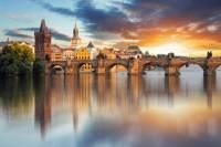 Cesky Krumlov to Prague Private Transfer Free WI-FI and Refreshments