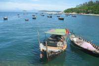 Cham Island Biosphere Reserve Day Trip by Speed Boat