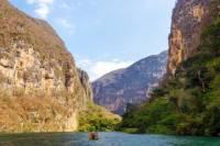 Chiapa de Corzo Day Trip and Sumidero Canyon Scenic Boat Ride