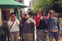 Chicago Architecture Walking Tour with Binoculars