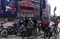 Chicago Electric Bike Ride: From Grant Park to Wrigley Field