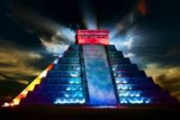 Chichen Itza Night Show with VIP Seating from Cancun