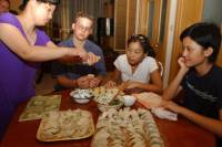 Chinese Cooking Class in A Private Courtyard with Local Market Visit