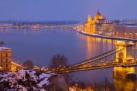 Christmas Danube River Cruise with Live Music