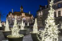 Christmas Walking Tour in Old Montreal