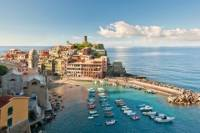 Cinque Terre Day Trip from Pisa Including Wine Tasting