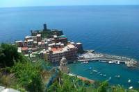 Cinque Terre Private Minivan Tour from Florence