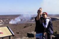 Circle Island and Volcano National Park One Day Experience