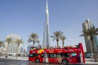 City Sightseeing Dubai Hop-On Hop-Off Tour