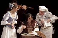 Classic French Theater Night in Paris with Surtitles