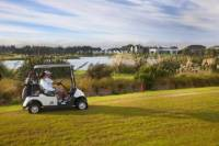 Clearwater Golf Course in Christchurch
