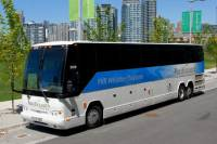 Coach Transfer from Downtown Victoria to Vancouver