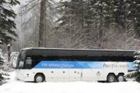 Coach Transfer from Vancouver International Airport to Whistler