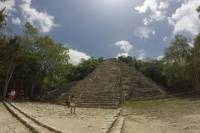 Coba Ruins with Cenote and Lunch from Tulum