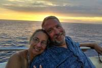 Cocktail Cruise at Sunset from Kawaihae