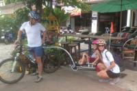 Colours of Pattaya Cycling Tour