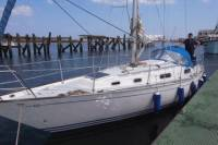 Contessa 32 Sailing Experience from the Isle of Wight