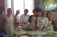 Cooking Class and Market Tour: Meet with a Baker, Farmer and Cheese Producer