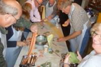 Cooking Classes in Tuscany Among the Chianti Vineyards