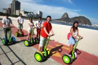 Copacabana and Ipanema Beach Segway Tour