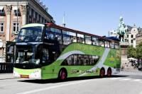 Copenhagen Hop-On Hop-Off Tour by Bus and Boat