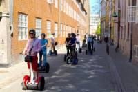 Copenhagen Shore Excursion: City Segway Tour
