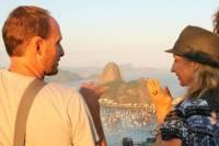 Corcovado, Christ Statue and Favela Tour