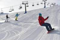 Cortina d'Ampezzo Private Snowboard Lesson