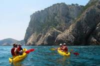 Costa Brava Sea Kayak Tour from Barcelona
