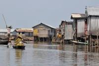 Cotonou Shore Excursion: Ganvie village on Stilts