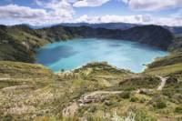 Cotopaxi and Quilotoa Overnight Tour from Quito