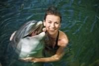 Cozumel Dolphin Swim at Chankanaab National Park