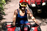Cozumel Shore Excursion: ATV Jungle and Snorkel Combo