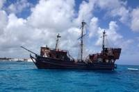 Cozumel Snorkeling and Pirate Ship Cruise