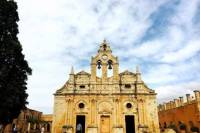 Cretan Monasteries, Villages and Countryside Small Group Day Trip with Meal
