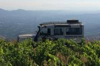 Crete White Mountains Safari Including Wine Tasting and Lunch