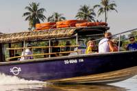 Cu Chi Tunnels and Countryside Tour by Luxury Speedboat