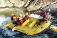 Cubatão River Rafting Adventure from Florianópolis