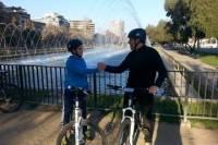 Cultural or Panoramic Bike Tours of Santiago