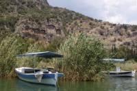 Dalyan Day Trip from Fethiye Including River Cruise, Mud Baths and Iztuzu Beach