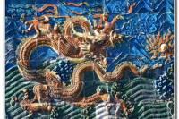 Datong Guided Day Tour: Yungang Grottoes, Huyan Temple and Nine Dragon Screen