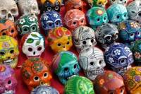 Day of the Dead in Ecuador: Quito City Tour, Middle of the Earth Monument and San Diego Cemetery
