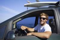 Day surf trip around Biarritz