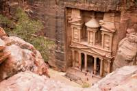 Day-Tour to the City of Petra from Tel-Aviv