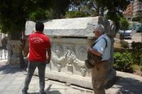 Day tour Visiting the Highlights of Alexandria: The Catacombs Alexandria library Roman Theater