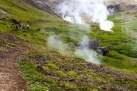 Day Trip from Reykjavik: Hiking and Hot Springs Adventure in Reykjadalur and Hveragerdi