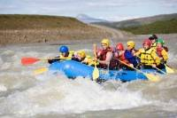 Day Trip from Reykjavik: River Rafting on the Hvítá River