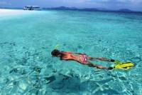 Day Trip to Bamboo Island by Speed Boat from Krabi