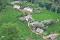 Day Trip to Hoang Lien National Park Including Trekking and Village Visit