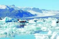 Day Trip to the South Shore of Iceland including Glacier Lagoon